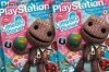 PlayStation Magazine with Sackboy promotion