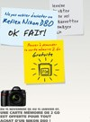 Nikon Rolls Out RightNow Marketing Across Europe