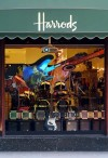 Harrods Rocks adds 3M projection signage